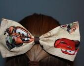 Disney/Pixar Cars Hair Bow/Hair Clip Accessory