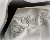 Doctor Gifts OB/GYN, Baby Doctor Post Baby Arrival, Personalized Coat Hanger