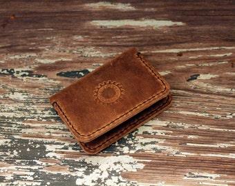Front Pocket Wallet : Made to Order