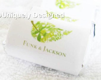 """Customized edible """"business cards"""""""