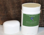 Natural Violet and Birch Scented Deodorant Stick - Full size