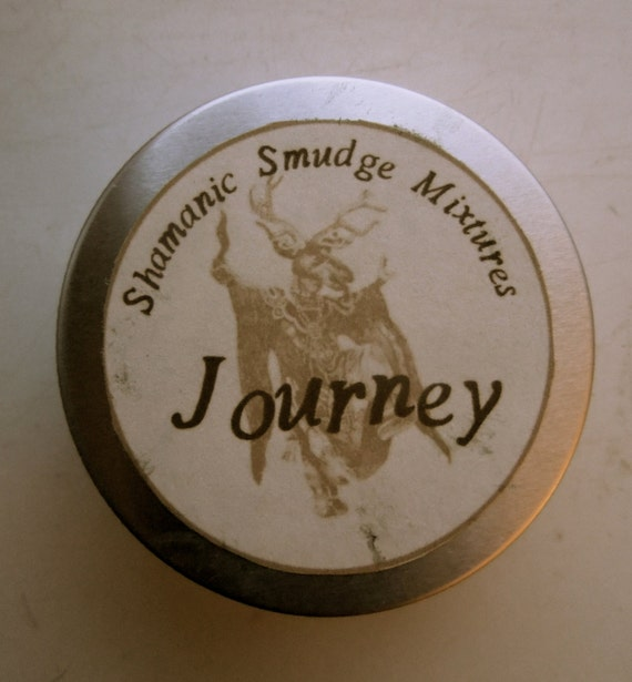 Shamanic journeying incense