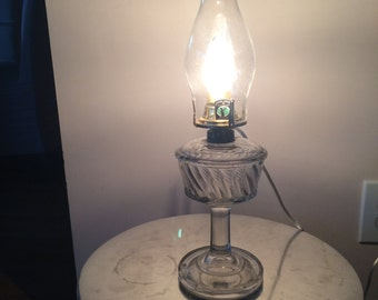 Lamp/Hurricane – Restored to Perfection