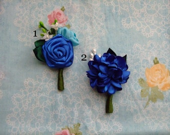 Boutonniere - Choose your style, any color