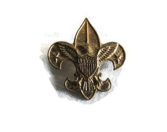 Boy Scouts Of America 1911 Tender Foot Pin
