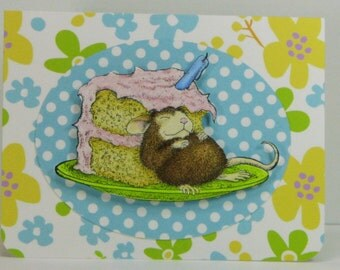 Carbs, Schmarbs Happy Birthday Greeting Card