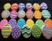 Easter Egg Sugar Cookie Giftbox LARGE