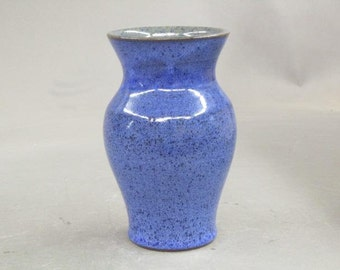 Vase in Cobalt Blue Glaze
