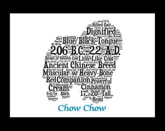 Chow Chow,Chow Chow Art, Chow Chow Artwork, Chow Chow Print, Chow Chow Lover, Chow Chow Gift