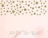 Star Wall Decals Star Set Wall Art Star Vinyl Pattern Wall Decals Baby Boy Nursery Decor Vinyl Lettering Baby Girl Decals Star Wall Decals