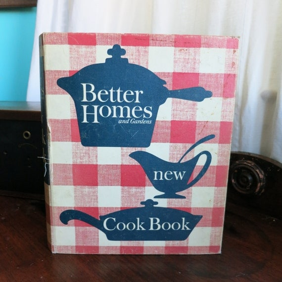 Better Homes and Gardens New Cook Book by MrBlueSkies on Etsy
