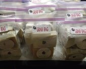 Clearance Price for Bag of 5 Goat Milk Soaps