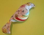 Stuffed Bird