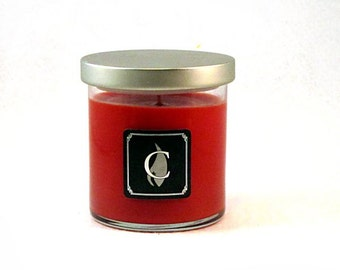 APPLES AND OAK candle, 8 oz, optional gift box