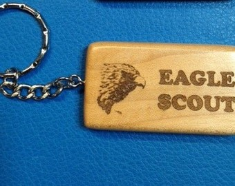 Eagle Scout Keychain