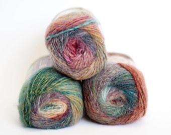 Amazing Yarn from Lion Brand Strawberry Fields