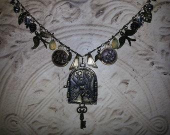 The Garden Gate Necklace