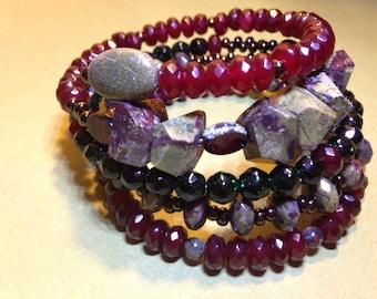 Red Dragon bracelet