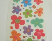 Sticko - Primary Flowers Stickers