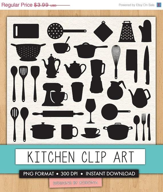 clipart kitchen items - photo #22