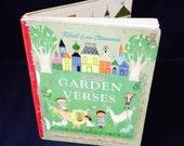 Vintage Children's Book - A Child's Garden of Verses - 1951
