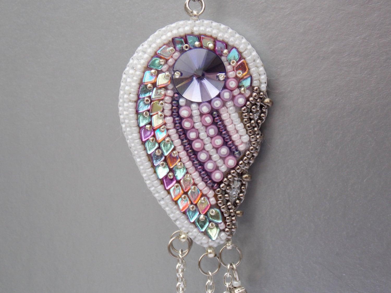 Seed bead embroidery kits makaroka