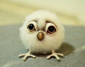 Felt doll - Toy - Handmade toys - Felt toys - Needle felting - Felt bird - Gifts for her - gifts for men - Owl - Toys - Personalised gifts