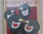 better homes and gardens country bazaar crafts book hardcover 1986 handcrafts