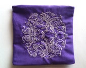 Faerieland Purple Pouch for Personal Items, Privacy Bag