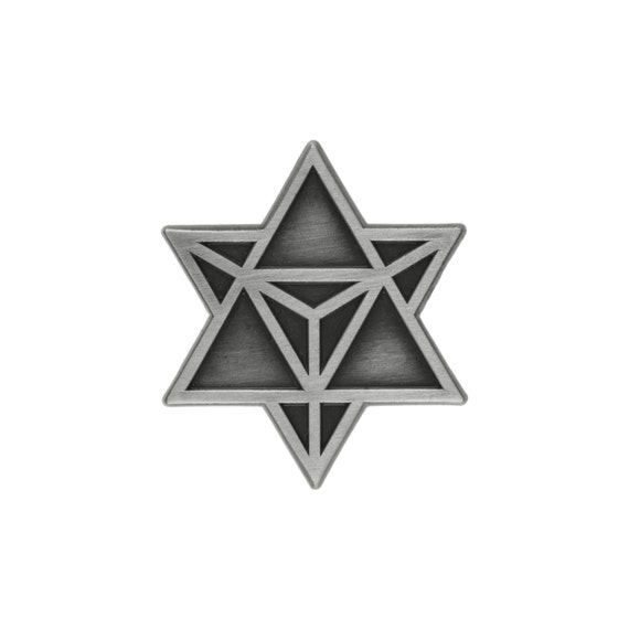 how to create star tetrahedron
