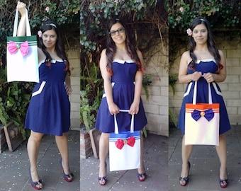 Sailor Moon Tote Bag Set: Choose any Three