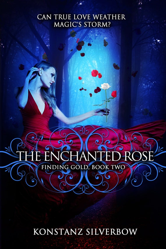 The Enchanted Rose - Paperback