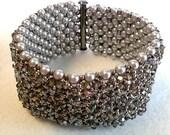 Mille Fiori Crystal Bracelet Tutorial