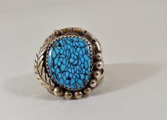New Lander Turquoise Ring