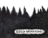 Screw Breadcrumbs (for Basecamp Hotel)