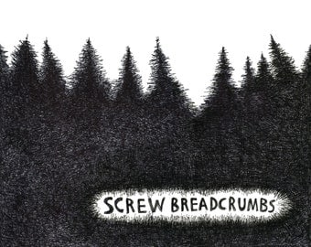 Screw Breadcrumbs (for Basecamp Hotel)