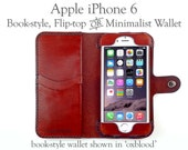 iPhone 6 Leather Wallet /...