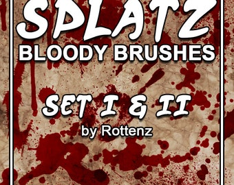 Splatz Bloody Brushes