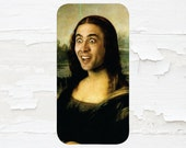 Nick Cage Funny Cell Phone Case - iPhone Case - iPod Touch 5 Case - Samsung Galaxy Case