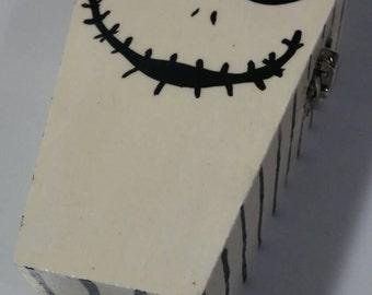 Jack Skellington coffin box