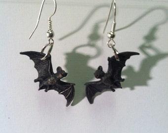 Adorable Bat Earrings