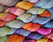 Sock Yarn Club; 3 months, starting at the end of August. Exclusive hand dyed yarn and lovely extras