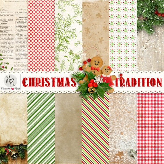 research paper on christmas traditions