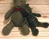 Memory Teddy Bear (Large)