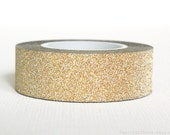 Washi Tape Printed Paper Tape Pretty Tape Valentine's Day Gold Shimmer