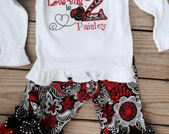 Ladybug Birthday Outfit in all ages!