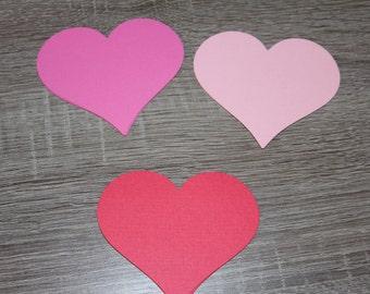 Heart Die Cuts (18)