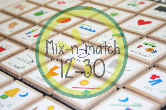 Mix-n-match 12-30