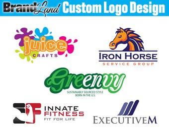 Fast Logo Design, Custom Logo Design, Logos, Professional Logo, Business Logo - Unlimited Revisions