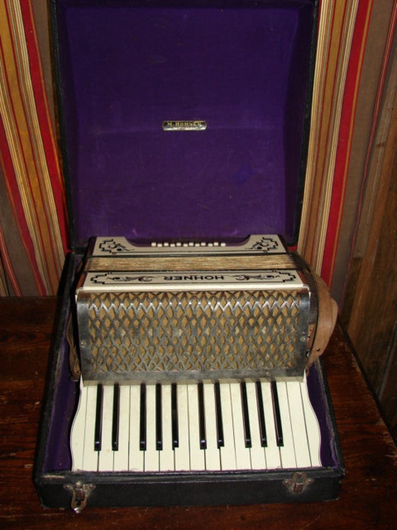 reserved for phillip   antique m  hohner model no  85280 the